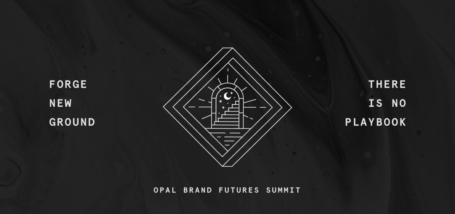 Opal Brand Futures Summit   Marketing Thought Leadership